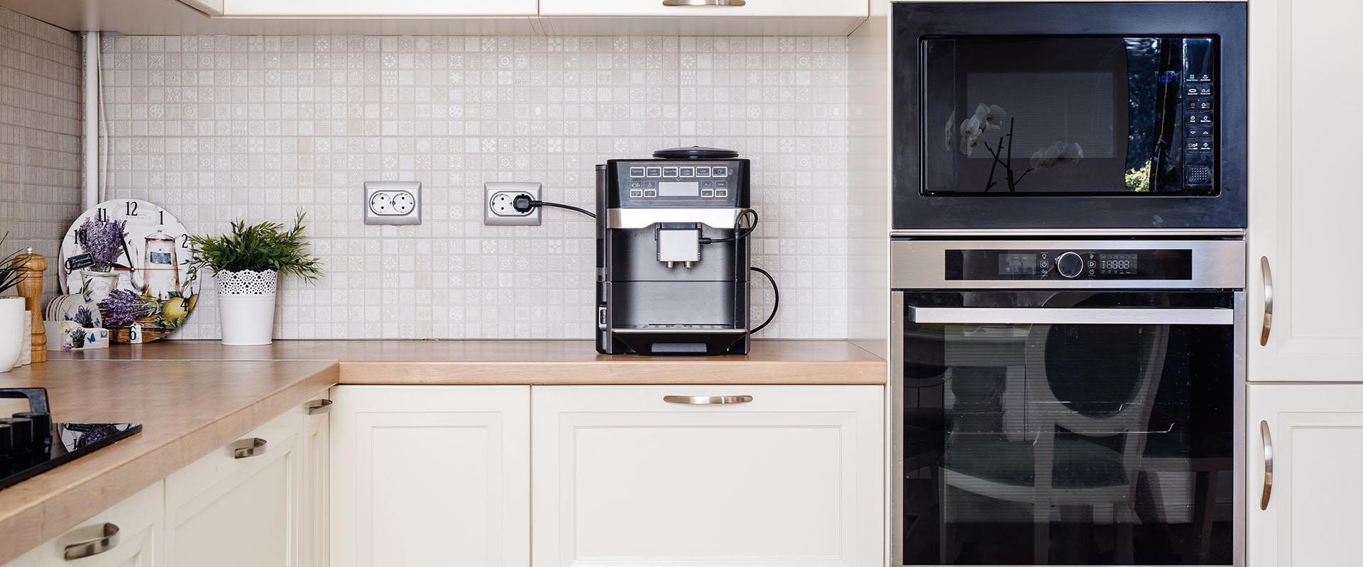 електрически уреди в кухня